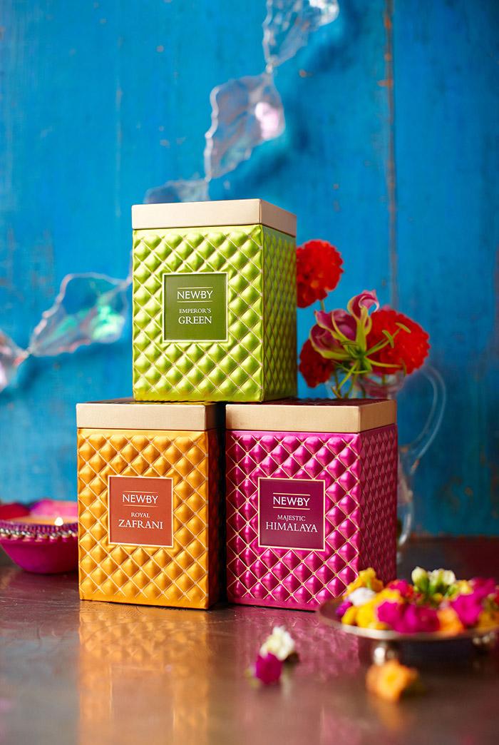 高档质感NEWBY茶叶罐(4)